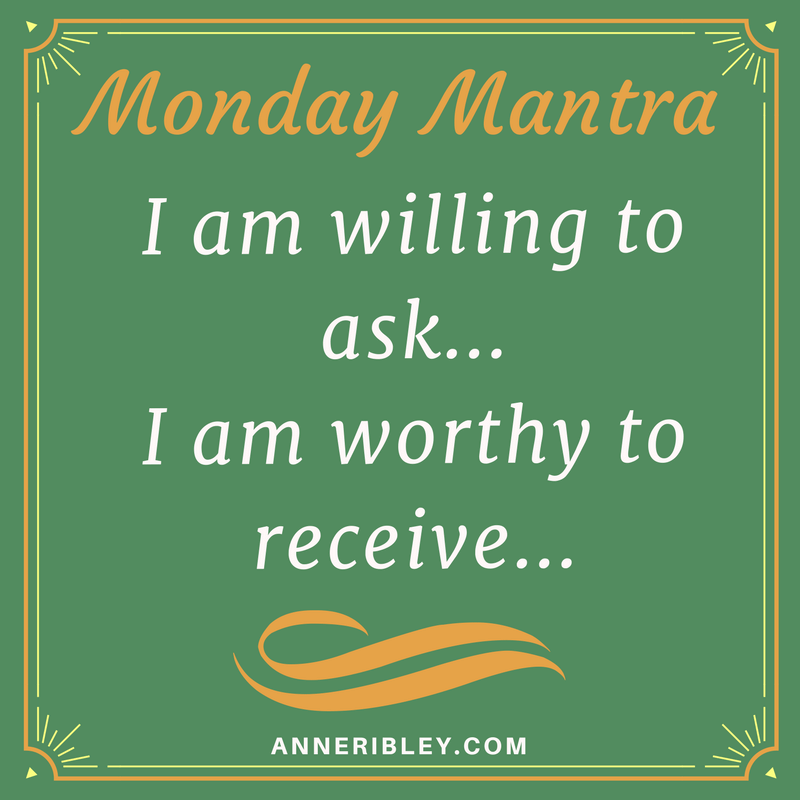 Willing to Ask Worthy To Receive Mantra