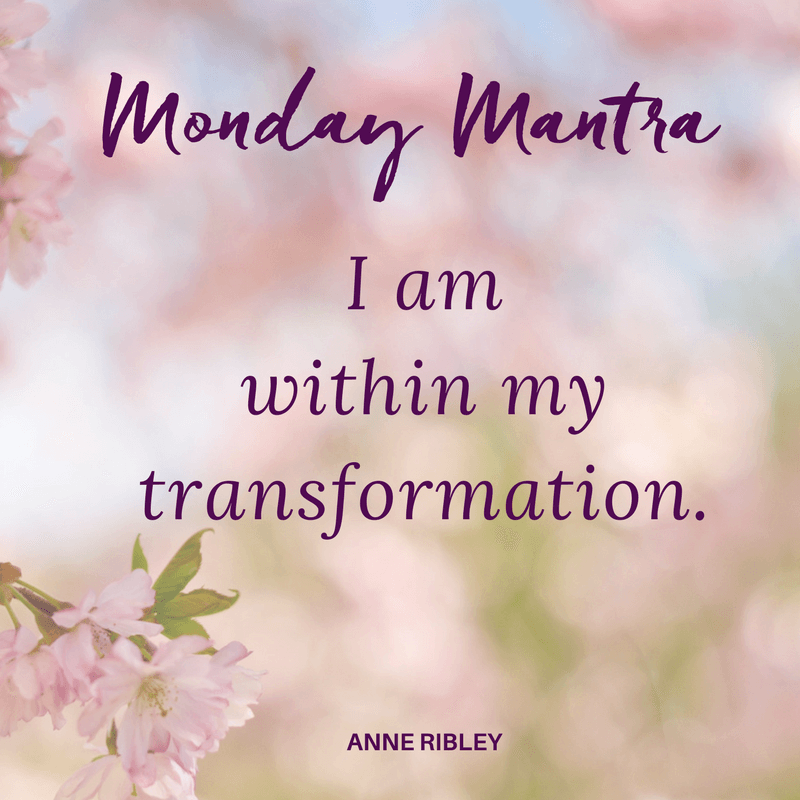 I Am Within My Transformation Mantra
