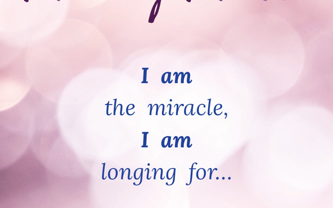 You are Miracle Mantra